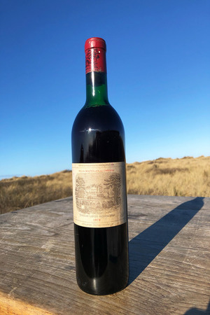 1972 Chateau Lafite Rothschild 13,0% Vol 0,75l