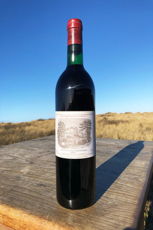 1973 Chateau Lafite Rothschild 13,0% Vol 0,75l