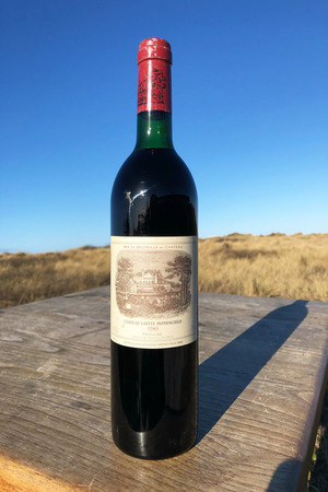 1983 Chateau Lafite Rothschild 13,0% Vol 0,75l