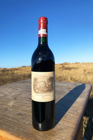 1985 Chateau Lafite Rothschild 13,0% Vol 0,75l