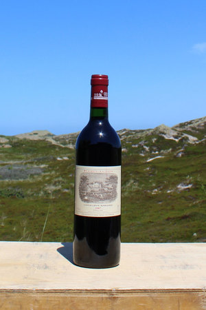1987 Chateau Lafite Rothschild 13,0% Vol 0,75l