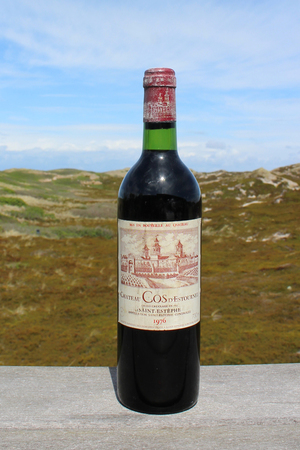 1976 Chateau Cos d´Estournel 0,75l