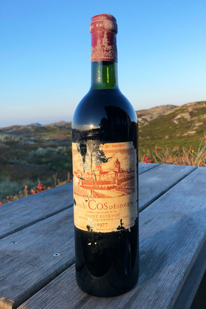 1977 Chateau Cos d´Estournel 0,75l