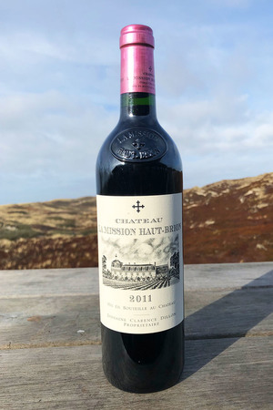 2011 Chateau La Mission Haut-Brion 0,75l