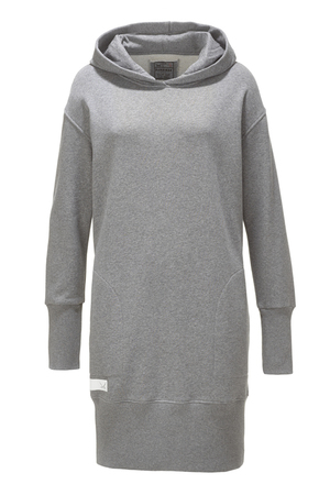 Damen Sweatkleid