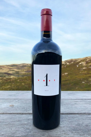 2015 Crocker & Starr One Post Cabernet Sauvignon 0,75l