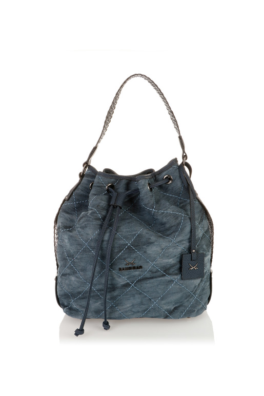 SB-1231-109 Pouch , one size, DENIM BLUE