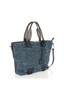 SB-1232-109 Shopper Bag , one size, DENIM BLUE