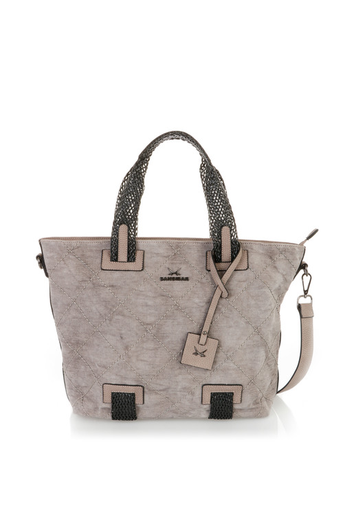 SB-1232-166 Shopper Bag , one size, sahara