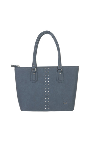 SB-1323-003 Shopper Bag , one size, MIDNIGHT BLUE