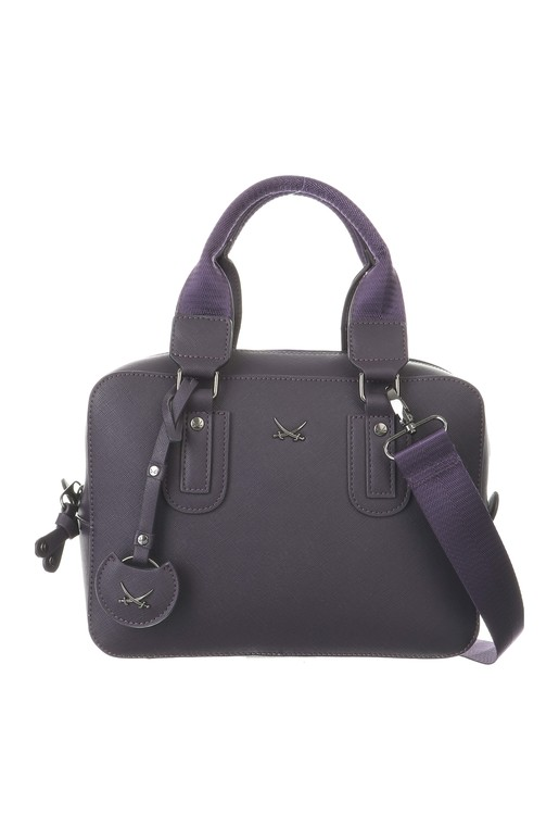 SB-1331-038 Bowling Bag , one size, AUBERGINE