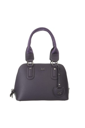 SB-1333-038 Zip Bag , one size, AUBERGINE
