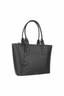 SB-1334-001 Shopper Bag , one size, BLACK