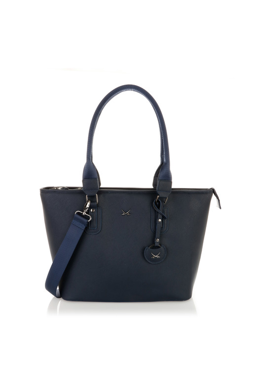 SB-1334-003 Shopper Bag , one size, MIDNIGHT BLUE