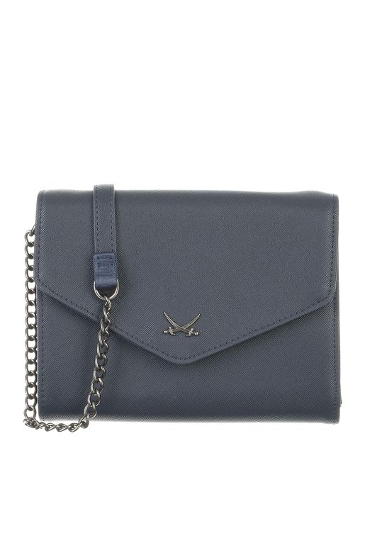 SB-1335-003 Clutch , one size, MIDNIGHT BLUE