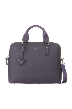 SB-1336-038 Business Bag , one size, AUBERGINE