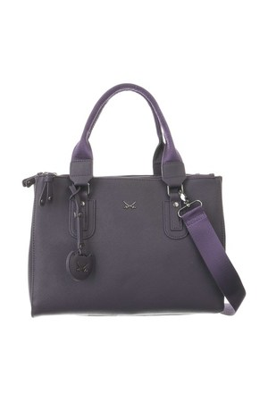 SB-1330-038 Zip Bag , one size, AUBERGINE