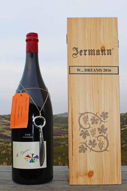 "2016 Jermann Chardonnay "" Where Dream.."" 3,0l"