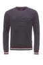 Herren Sweater BASE , black, XXL