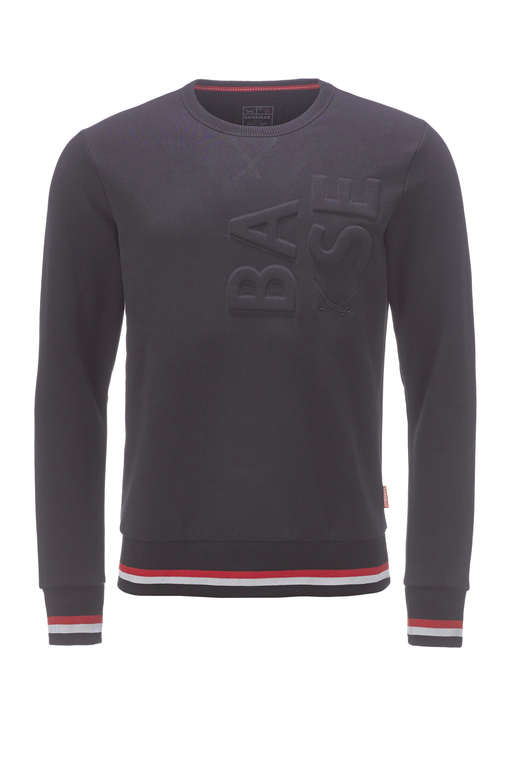 Herren Sweater BASE , black, XS
