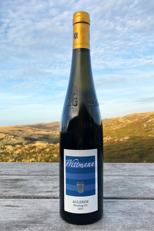 2017 Wittmann Riesling Westhofen Aulerde GG 0,75l