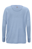 FTC Damen Pullover V-Neck , aqua blue, XS