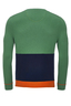 FTC Herren Pullover Crew-Neck , multicoloured, S