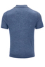 FTC Herren Poloshirt KA , light blue, S