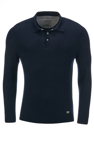 FTC Herren Poloshirt LA , midnight blue, XXXL