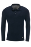 FTC Herren Poloshirt LA , midnight blue, S