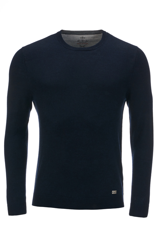 FTC Herren PulloverCrew-Neck , midnight blue, XXXL