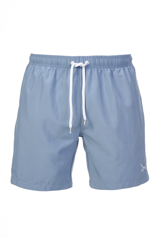 Herren Swimshorts FLOWER , blue, XS