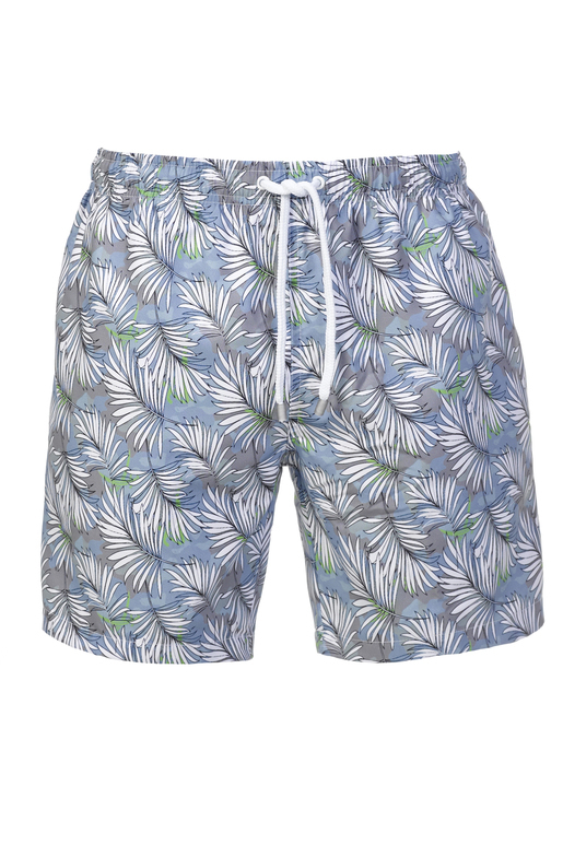 Herren Swimshorts FLOWER , multicoloured, S
