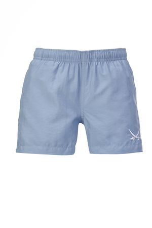 Kinder Swimshorts FLOWER , GREY/WHITE, 104/110