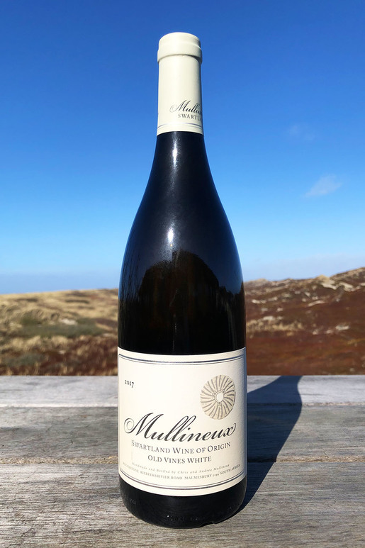 2017 Mullineux Old Vines White 0,75l