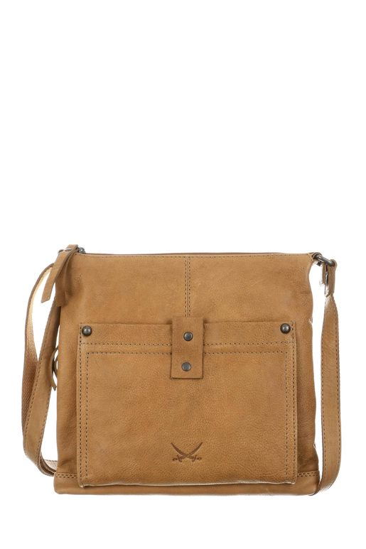 SB-1381-74 Zip Bag , one size, TAN