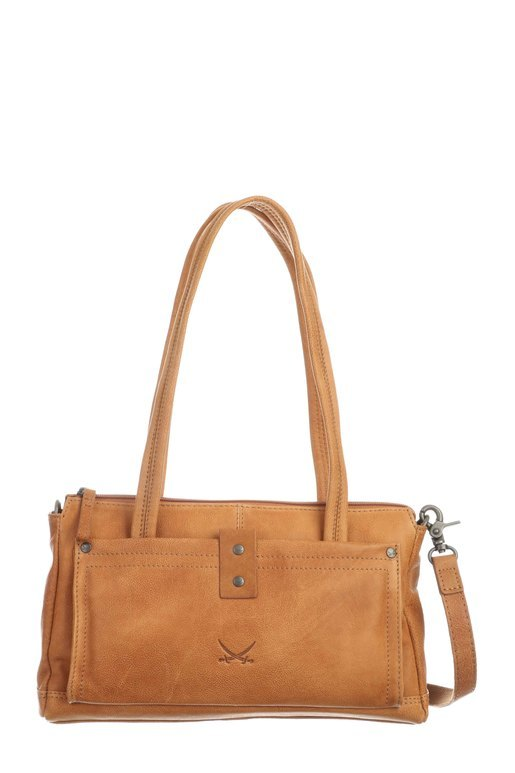SB-1382-74 Zip Bag , one size, TAN
