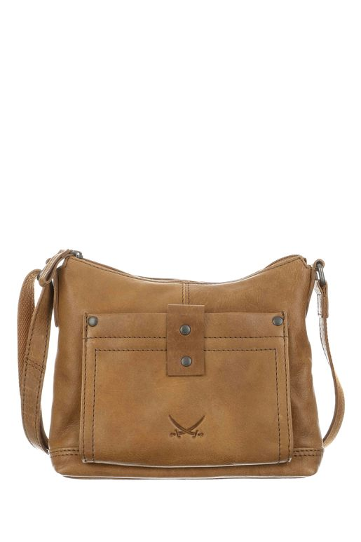 SB-1384-74 Zip Bag , one size, TAN