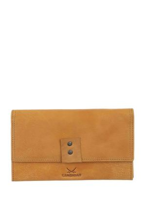 SB-1385-74 Flap Wallet , one size, TAN