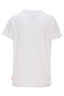 Damen T-Shirt BEACH DANCE , white, XS