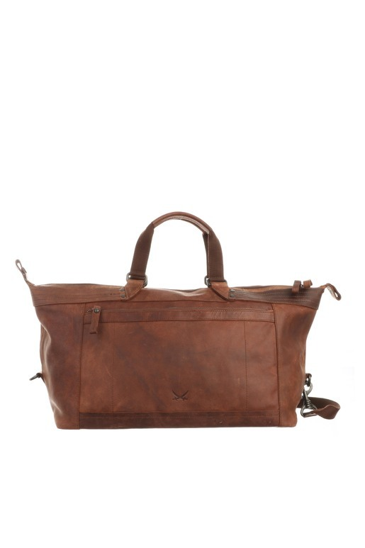 SB-1395-47 Travel Bag , one size, BRANDY