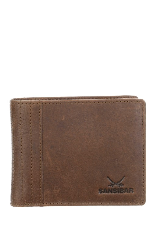 SB-1397-47 Wallet , one size, BRANDY