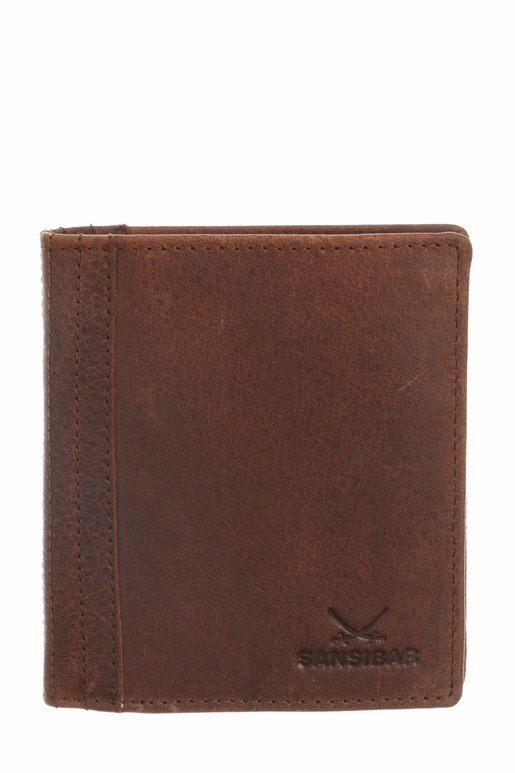 SB-1398-47 Wallet , one size, BRANDY