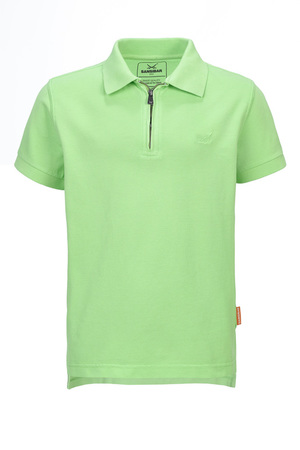 Kinder Poloshirt GREEN FLASH , green, 92/98