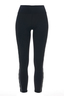Damen Leggings , black, XXXL