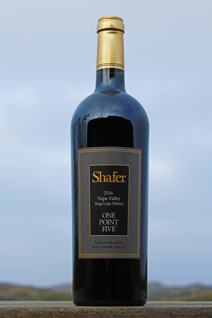 2016 Shafer One Point Five Cabernet Sauvignon 0,75l