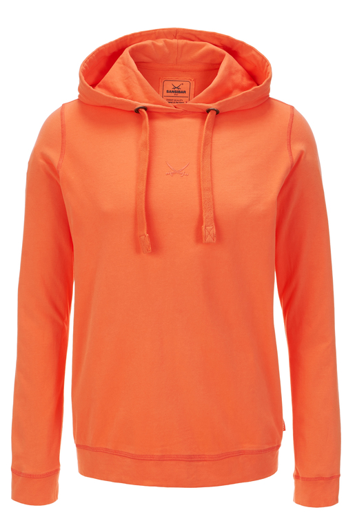 Unisex Hoody , coral, XL