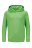 Kinder Hoody , green flash, 92/98