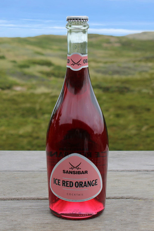Sansibar Ice Red Orange 0,75Ltr