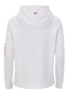 Damen Hoody TAPE , white, XXS
